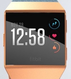 Display Fitbit Ionic