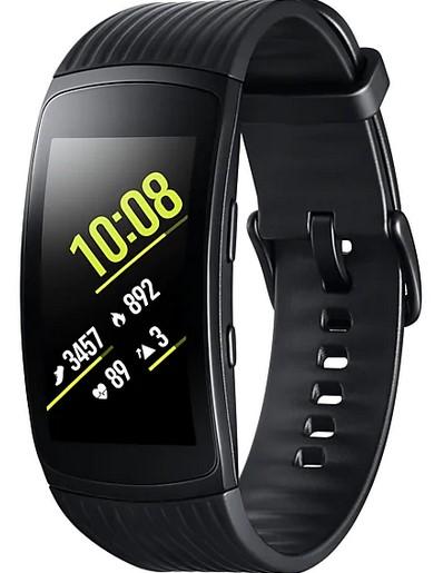 Samsung Gear Fit 2 Pro Schwarz